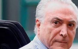 Tổng thống Brazil bị cáo buộc tham nhũng, rửa tiền