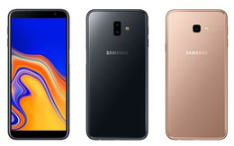 Samsung chính thức ra mắt Galaxy J6+ và J4+ tại Việt Nam, giá từ 3,49 triệu đồng