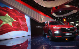 Tường thuật lễ ra mắt 2 mẫu xe VinFast tại Paris Motor Show 2018