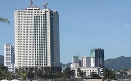 """Mường Thanh Khánh Hòa đã """"cắt ngọn"""" xong 3 tầng vượt"""