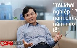 Tự tin kinh doanh 17 năm không lỗ ngày nào, shark Phú khuyên startup: Khởi nghiệp phải căn cơ, nếu xác định lỗ đến năm thứ 4, phải chuẩn bị nguồn vốn đủ cho 2-3 năm trước đó