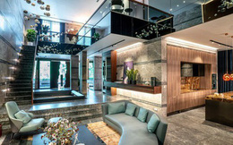 Choáng ngợp với độ xa xỉ của biệt thự siêu sang ven đô Hà Nội