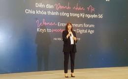 Sếp Facebook: Cứ 5 phụ nữ Việt Nam thì có 4 người muốn khởi nghiệp
