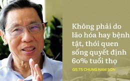 12 bí quyết của chuyên gia dưỡng sinh nổi tiếng Trung Quốc bạn nên áp dụng thật sớm