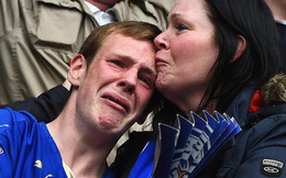 Thế giới bóng đá bàng hoàng, sốc nặng, cầu mong Leicester vượt qua thảm kịch rơi máy bay