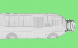 Nỗ lực chống rác thải nhựa của Indonesia: 5 chai hoặc 10 cốc nhựa đổi được 1 vé bus miễn phí