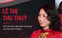 Nữ chủ tịch VinFast: Thử thách và khó khăn trong công việc thực sự cuốn hút tôi!