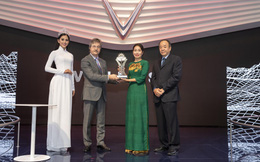 VinFast được vinh danh giải thưởng 'Ngôi sao mới' tại Paris Motor Show