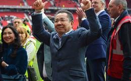 Forbes ngừng cập nhật tài sản của ông chủ Leicester City