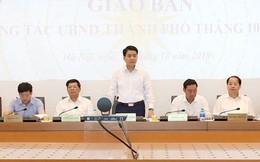 Chủ tịch Hà Nội: Xử nghiêm vụ 'xẻ thịt' đất rừng Sóc Sơn bất kể là ai