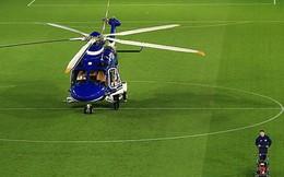 Đoạn clip hé lộ nguyên nhân trực thăng chở ông Vichai gặp nạn
