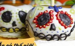 Không chỉ hóa trang, các nước phương Tây còn có nhiều món ăn hấp dẫn cho ngày Halloween nữa đấy