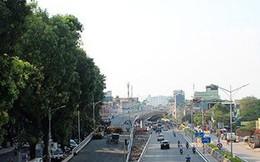 Toàn cảnh cầu vượt hơn 300 tỷ đồng ở Hà Nội sắp khánh thành