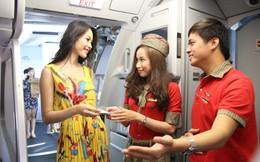 Khách quốc tế tăng mạnh sẽ là trợ lực cho Vietjet Air trong những năm tới