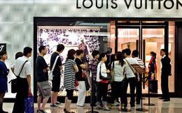 Các món đồ xa xỉ vẫn là ưu tiên hàng đầu với người tiêu dùng Trung Quốc, bất chấp tốc độ phát triển chậm chạp của nền kinh tế