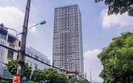 Cận cảnh tòa nhà nghìn tỷ cao thứ 3 Hà Nội bị ngân hàng siết nợ