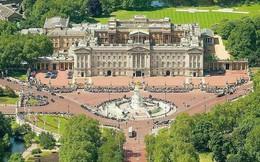 Anh trùng tu Điện Buckingham trong 10 năm
