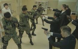 Bộ Quốc phòng lên tiếng về Hậu Duệ Mặt Trời phiên bản Việt