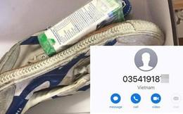 Khách đặt mua hàng 4 triệu, nhận về đôi giày bẩn và 1 hộp sữa: Các shop online đồng loạt cảnh báo hành vi lừa đảo của shipper