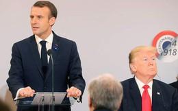 Ông Macron phản pháo ông Trump, yêu cầu tôn trọng lẫn nhau