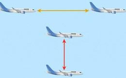 Tại sao máy bay thương mại phải giữ khoảng cách trong khi chiến đấu cơ không cần?