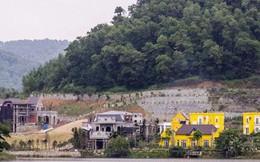 Hé lộ danh tính chủ nhân những công trình 'xẻ thịt' đất rừng Sóc Sơn