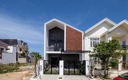 Ở đất Quảng Bình đầy nắng và gió vẫn xuất hiện ngôi nhà đẹp hoàn mỹ dù chỉ dùng gạch xây nhà để trang trí