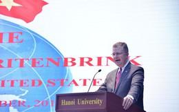 Đại sứ Daniel Kritenbrink: Mỹ đang đầu tư vào sự thành công của Việt Nam