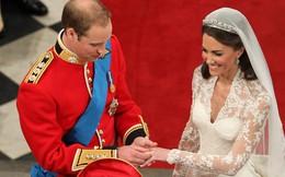 """Bí mật """"động trời"""" trong đám cưới William - Kate: Kate trái lệnh Hoàng gia để làm điều này nhưng lý do đằng sau lại quá đỗi ngọt ngào"""
