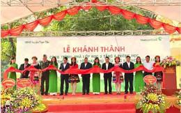 Vietcombank tài trợ 3 tỷ đồng xây nhà lớp học tại tỉnh Yên Bái