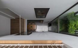 Xây từ miếng đất nhiều nhược điểm, ngôi nhà 85m² ở Hà Nội này vẫn được trầm trồ khen vừa đẹp, vừa xanh