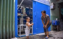 Doanh nghiệp nào thực hiện 'Ngày nước tái sinh' cho 480 hộ dân Mả Lạng