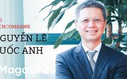 """CEO Techcombank: """"Cuộc sống mà bằng phẳng quá thì không còn thú vị!"""""""