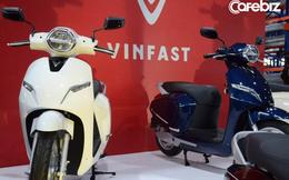 VinFast chính thức ra mắt xe máy điện thông minh: Kết nối Internet 3G, định vị GPS, khóa và mở khóa xe từ xa, thân thiện với môi trường