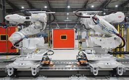 Chỉ riêng xưởng hàn của VinFast đã có 1.200 robot hoạt động, tháng 3/2019 sẽ bắt đầu sản xuất thử