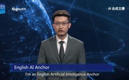 Video: Trung Quốc ra mắt MC trí tuệ nhân tạo (AI) đầu tiên trên thế giới