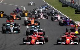 Giá vé xem đua xe công thức 1 là bao nhiêu?