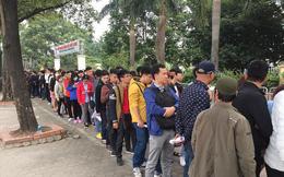 Tiếp tục bán vé online các trận của ÐT Việt Nam