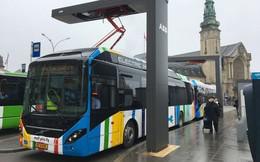Luxembourg sẽ miễn phí toàn bộ phương tiện giao thông công cộng