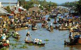 Đồng bằng sông Cửu Long lọt top điểm đến thế giới trong tháng 12