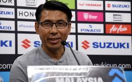 """HLV Tan Cheng Hoe tuyên bố """"đánh sập"""" ĐT Việt Nam ở Bukit Jalil"""
