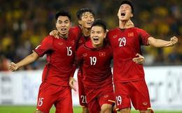 Thống kê đặc biệt báo hiệu tuyển Việt Nam sẽ vô địch AFF Cup 2018