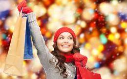 Tưng bừng mua sắm nhân dịp lễ hội lớn nhất trong năm