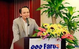 Vợ ông Trịnh Văn Quyết muốn bán toàn bộ cổ phiếu FLC Faros, kiếm gần nghìn tỷ đồng