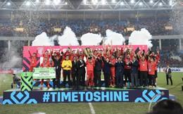Đội tuyển Việt Nam có phải là thương hiệu biểu tượng văn hoá?