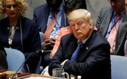 """May mắn có tiếp tục """"mỉm cười"""" với Tổng thống Trump trong năm 2019?"""
