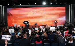 Sắp diễn ra buổi họp báo thường niên thu hút gần 1.700 phóng viên của ông Putin