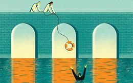 Thành công hay thất bại không ở hai chữ may rủi mà ở cách chúng ta phản ứng lại với cuộc sống