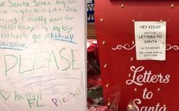 Điều ước đêm Giáng sinh: Nghẹn ngào với bức thư của bé gái Mỹ gửi ông già Noel xin thận cho anh trai