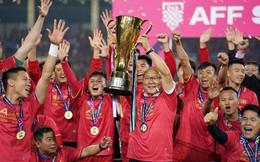 Vô địch AFF Cup 2018, ĐT Việt Nam được thưởng hơn 11 tỷ đồng tiền mặt